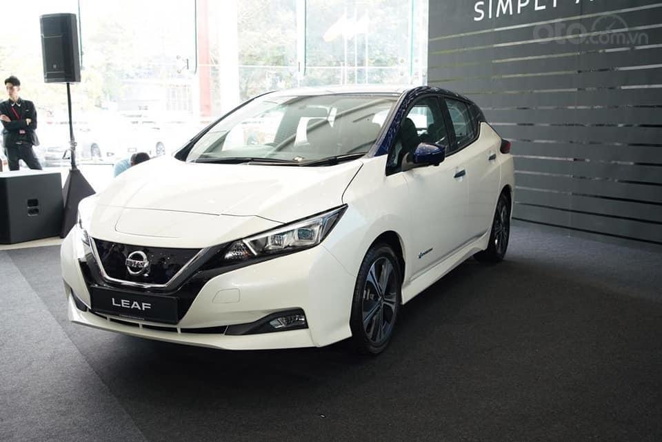 Nissan Leaf hoàn toàn mới sở hữu nhiều ưu đãi