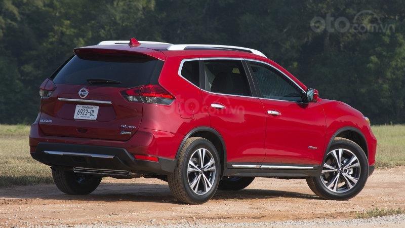 Nissan X-Trail hybrid ra đi dự kiến không gây tác động tiêu cực đến Nissan X-Trail đời mới