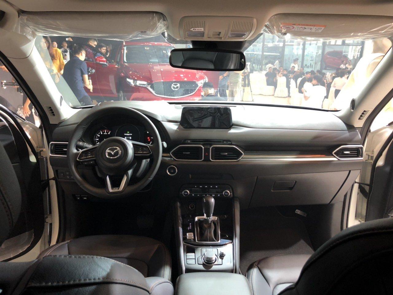 Khoang nội thất Mazda CX-5 2021 thế hệ mới tại Việt Nam..