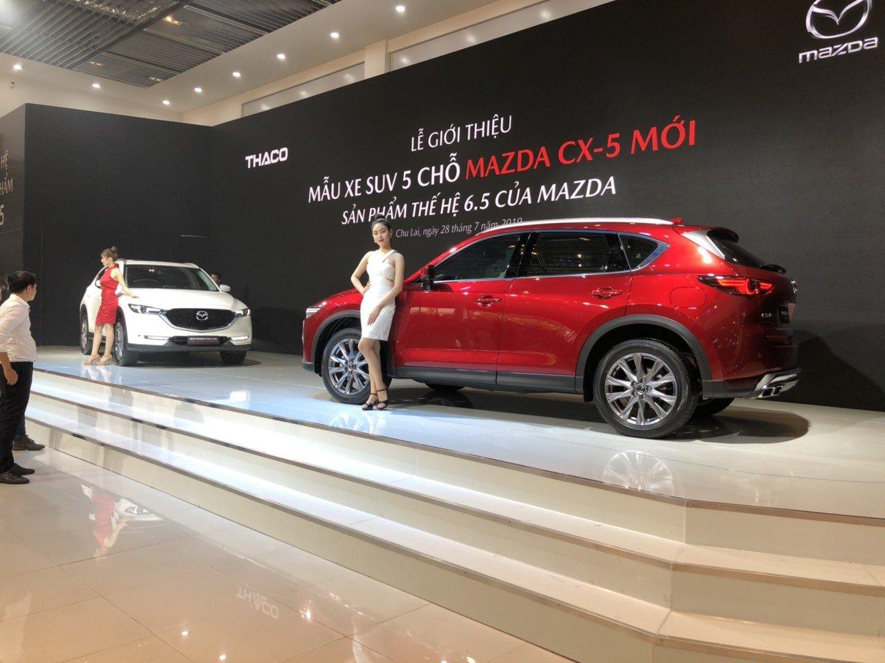 Ảnh Mazda CX-5 2019 Việt Nam