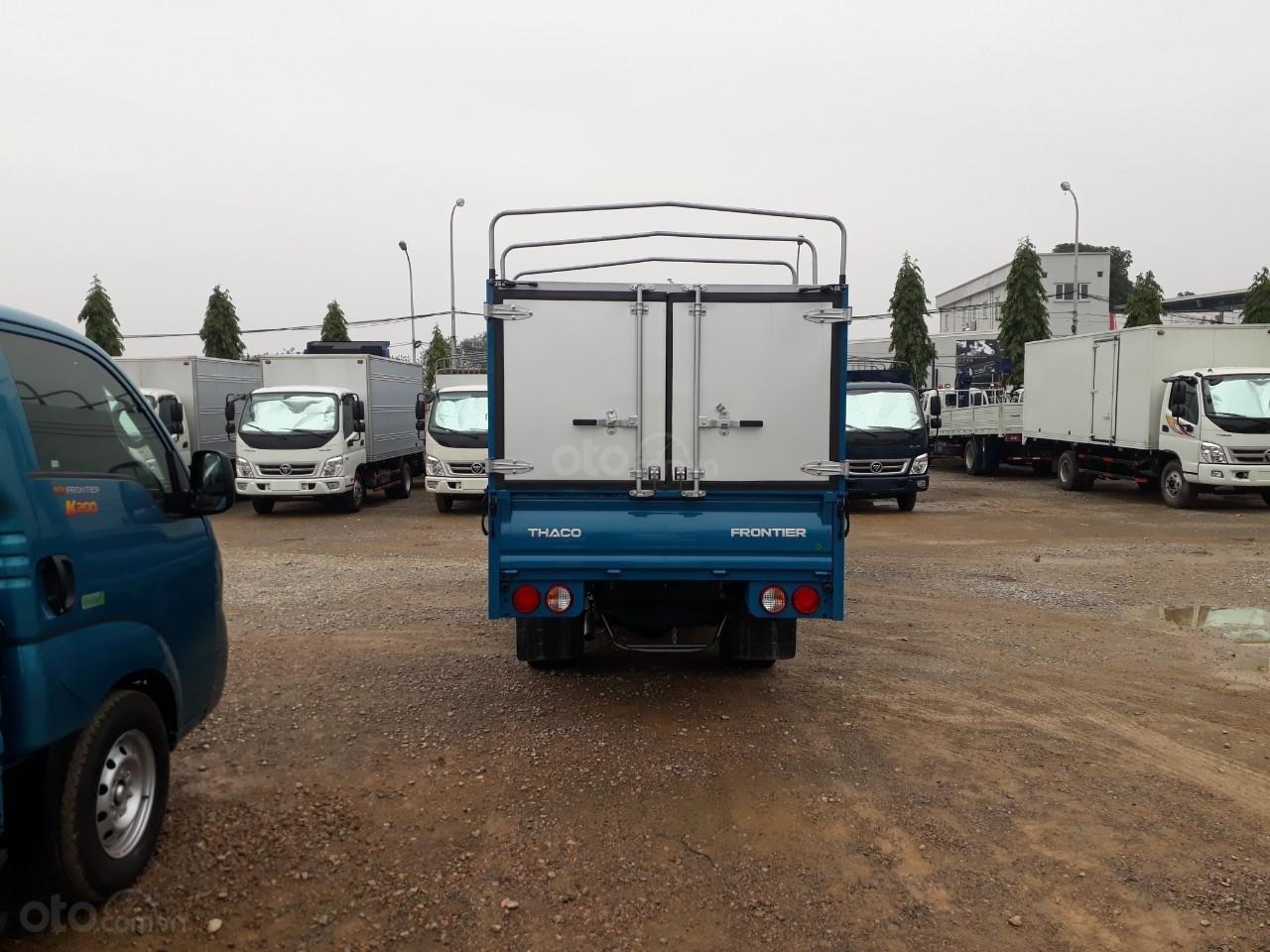 Giá xe tải Thaco Ollin 350. E4 tải trọng 2.15/3,49 tấn, LH: 098.253.6148-3