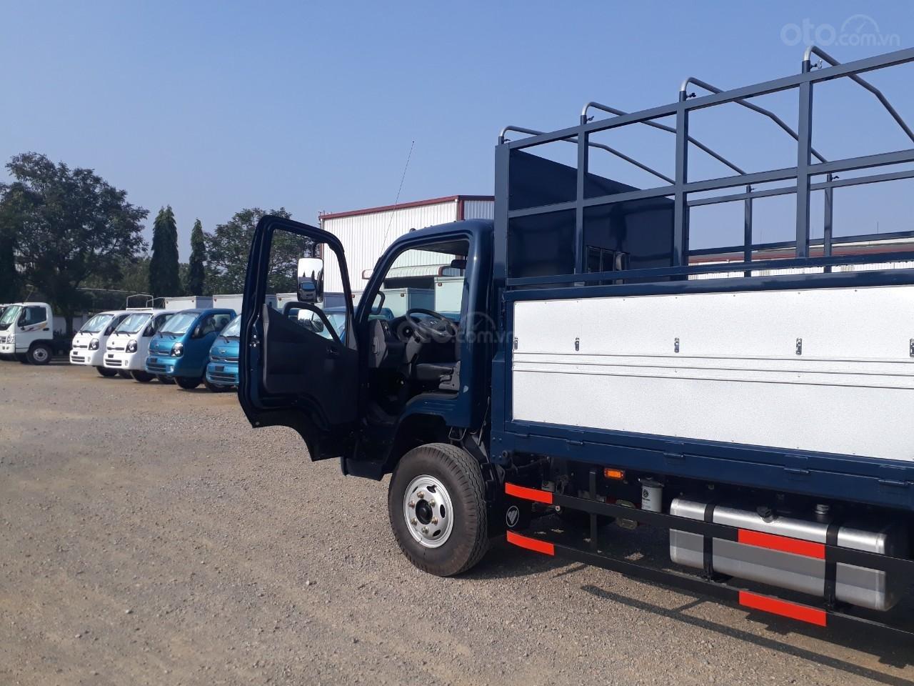 Giá xe tải Thaco Ollin 350. E4 tải trọng 2.15/3,49 tấn, LH: 098.253.6148-6