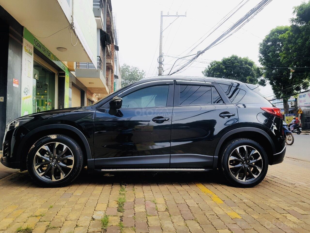 Bán ô tô Mazda CX 5 2.5 2WD sản xuất 2017, màu đen (2)