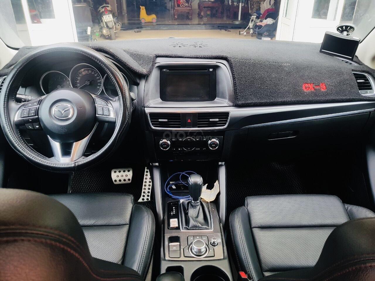 Bán ô tô Mazda CX 5 2.5 2WD sản xuất 2017, màu đen (4)