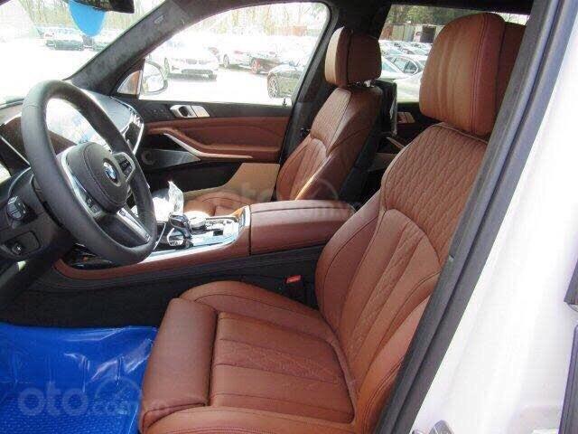 Bán ô tô BMW X7 xDrive 40i Msport sản xuất 2019, màu trắng, nhập khẩu, mới 100% LH: 0905098888 - 0982.84.2838-5