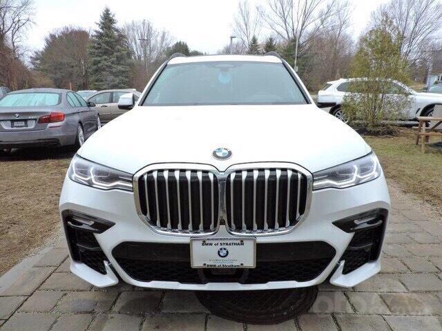 Bán ô tô BMW X7 xDrive 40i Msport sản xuất 2019, màu trắng, nhập khẩu, mới 100% LH: 0905098888 - 0982.84.2838-0