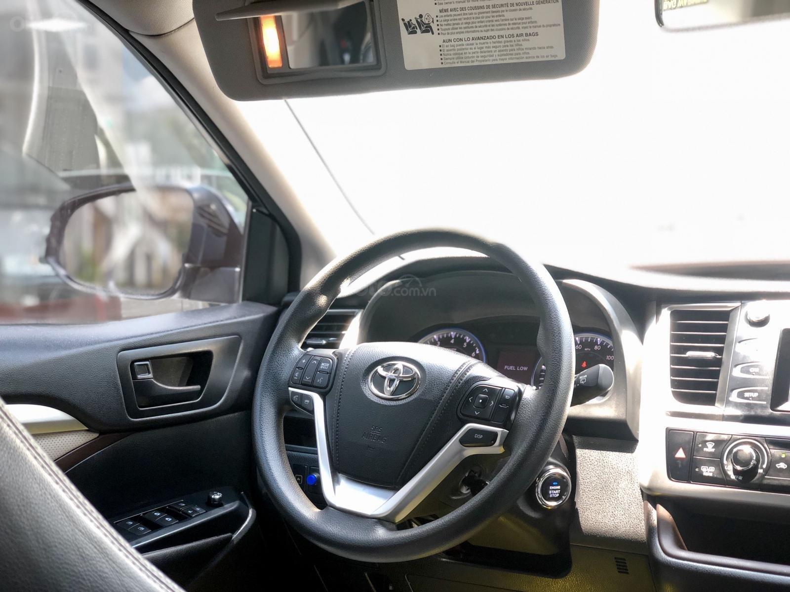 Bán Toyota Highlander SX 2014 siêu đẹp, LH Ms Hương 0945.39.2468 (14)