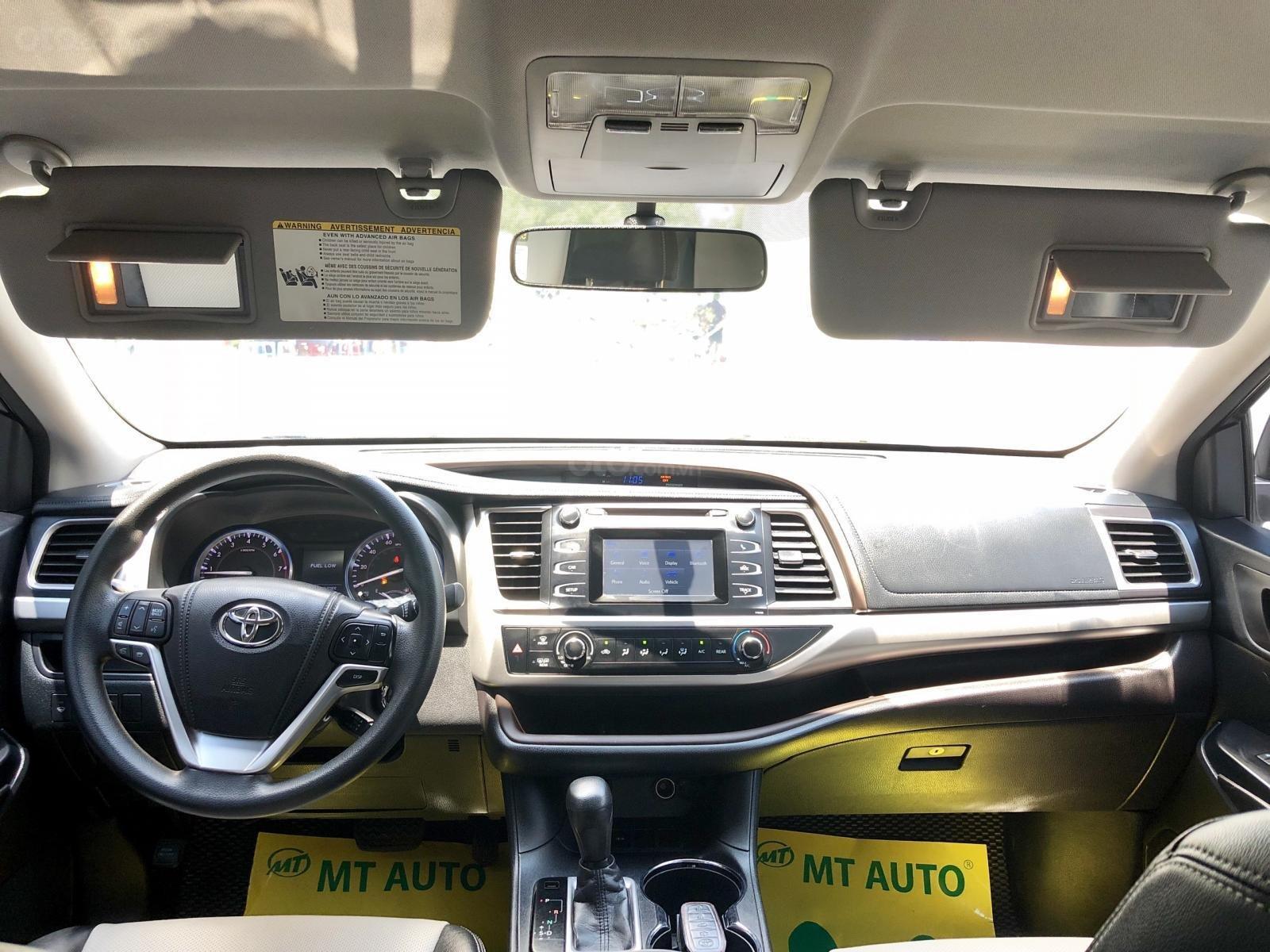 Bán Toyota Highlander SX 2014 siêu đẹp, LH Ms Hương 0945.39.2468 (20)