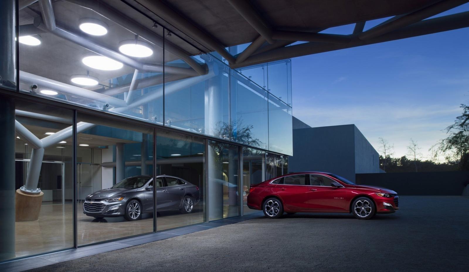 Chevrolet Malibu 2019 - ảnh 2.