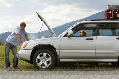 10 điều nên tuân thủ khi xe ô tô bị ngập nước - Khảo sát hệ thống điện, điện tử
