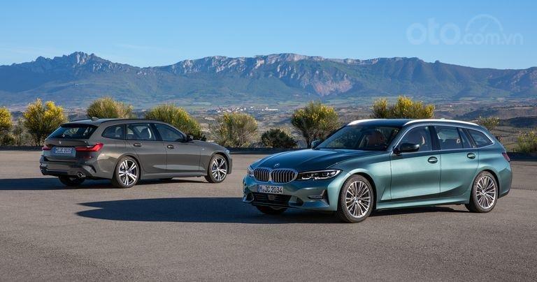 BMW 3-Series Touring 2020 ra mắt tại châu Âu