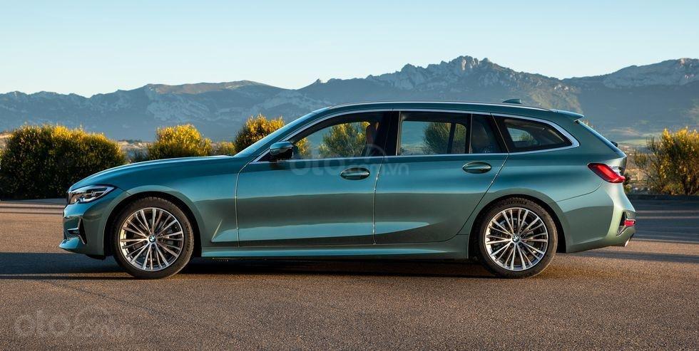 BMW 3-Series Touring 2020 với thiết kế tinh xảo