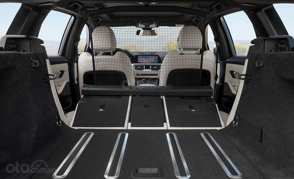 BMW 3-Series Touring 2020 đảm bảo khả năng phục vụ cao cho đời sống người dùng