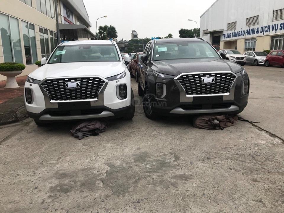 Hyundai Palisade 2019 ở Việt Nam sẽ có những trang bị gì? a1