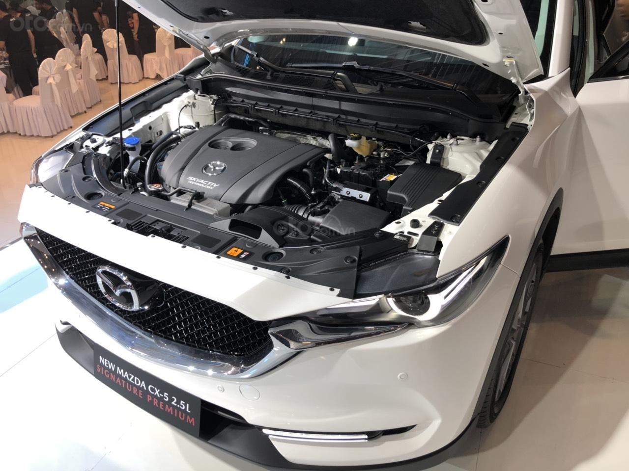 Thông số kỹ thuật xe Mazda CX-5 2019 vừa ra mắt Việt Nam a5