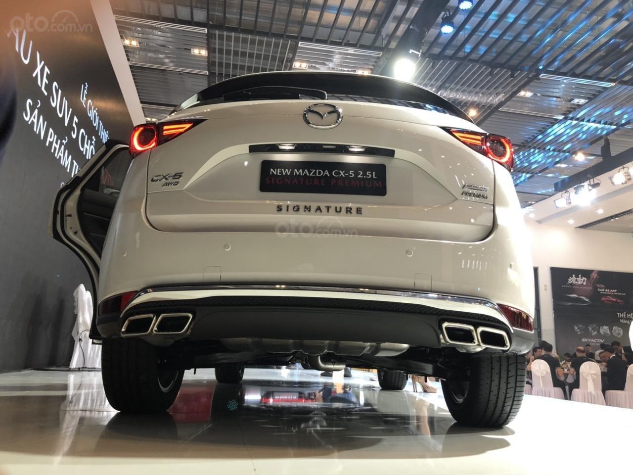 Giá xe Mazda CX-5 sau ưu đãi, tăng cao nhất 30 triệu đồng a3
