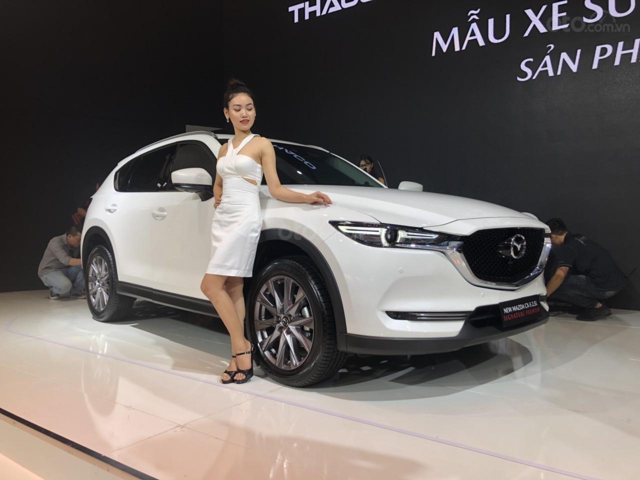 Giá xe Mazda CX-5 sau ưu đãi, tăng cao nhất 30 triệu đồng a1