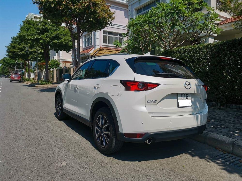 Bán Mazda CX 5 đời 2018, màu trắng, 870 triệu-2