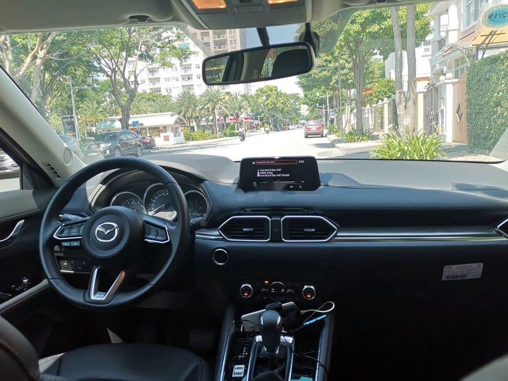 Bán Mazda CX 5 đời 2018, màu trắng, 870 triệu-4