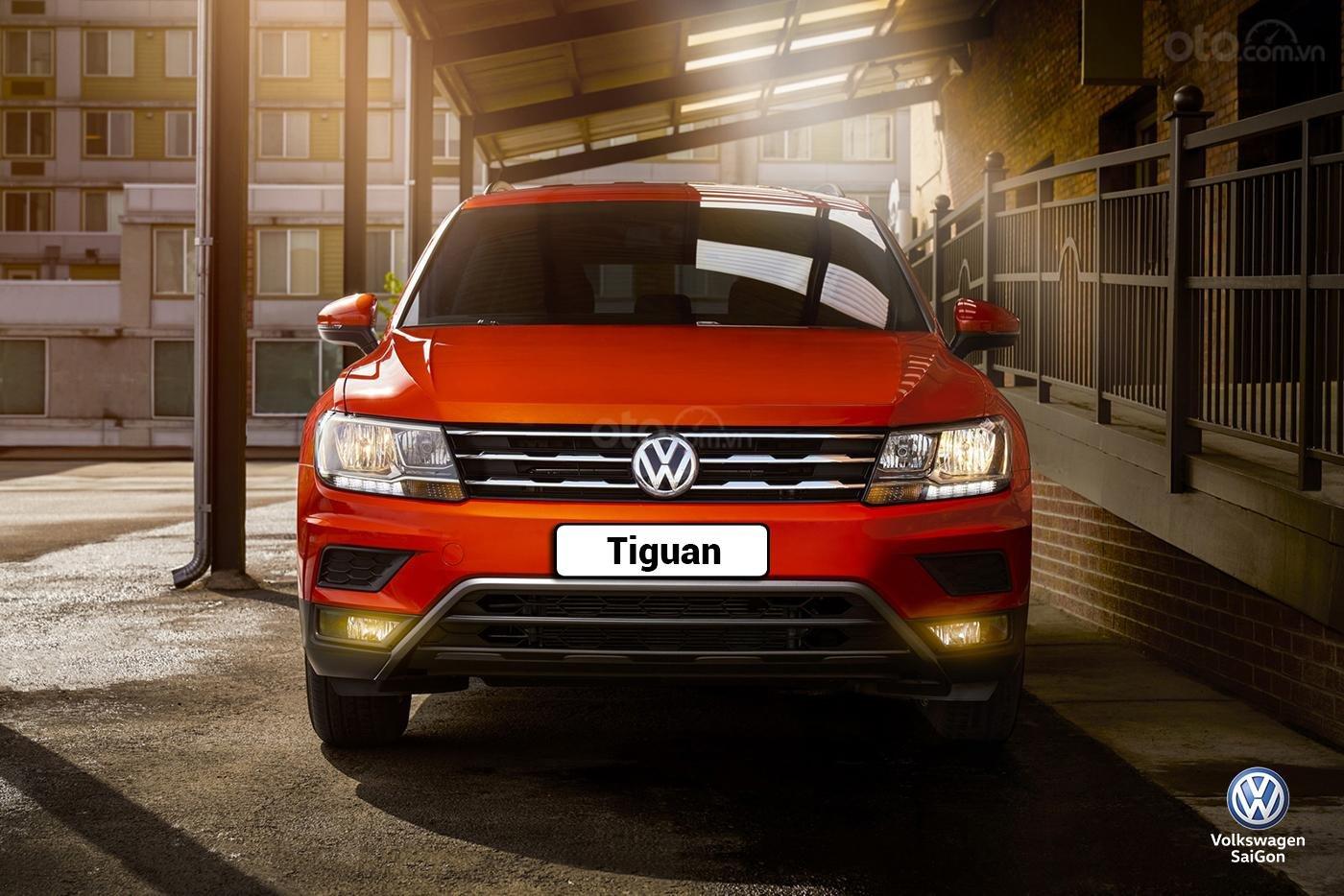 Volkswagen Tiguan Allspace - xe nhập khẩu SUV 7 chỗ, ưu đãi lớn trong năm (2)