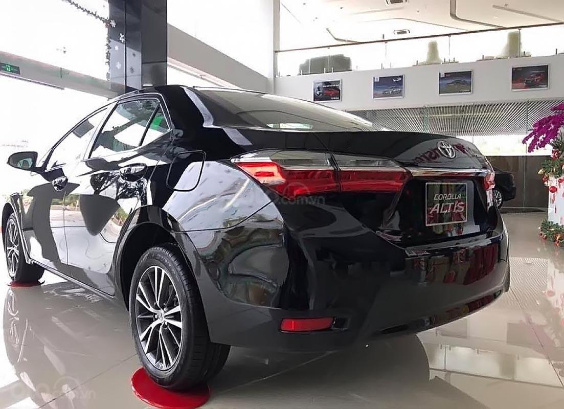 Cần bán Toyota Corolla altis 1.8G AT đời 2019, màu đen  (4)