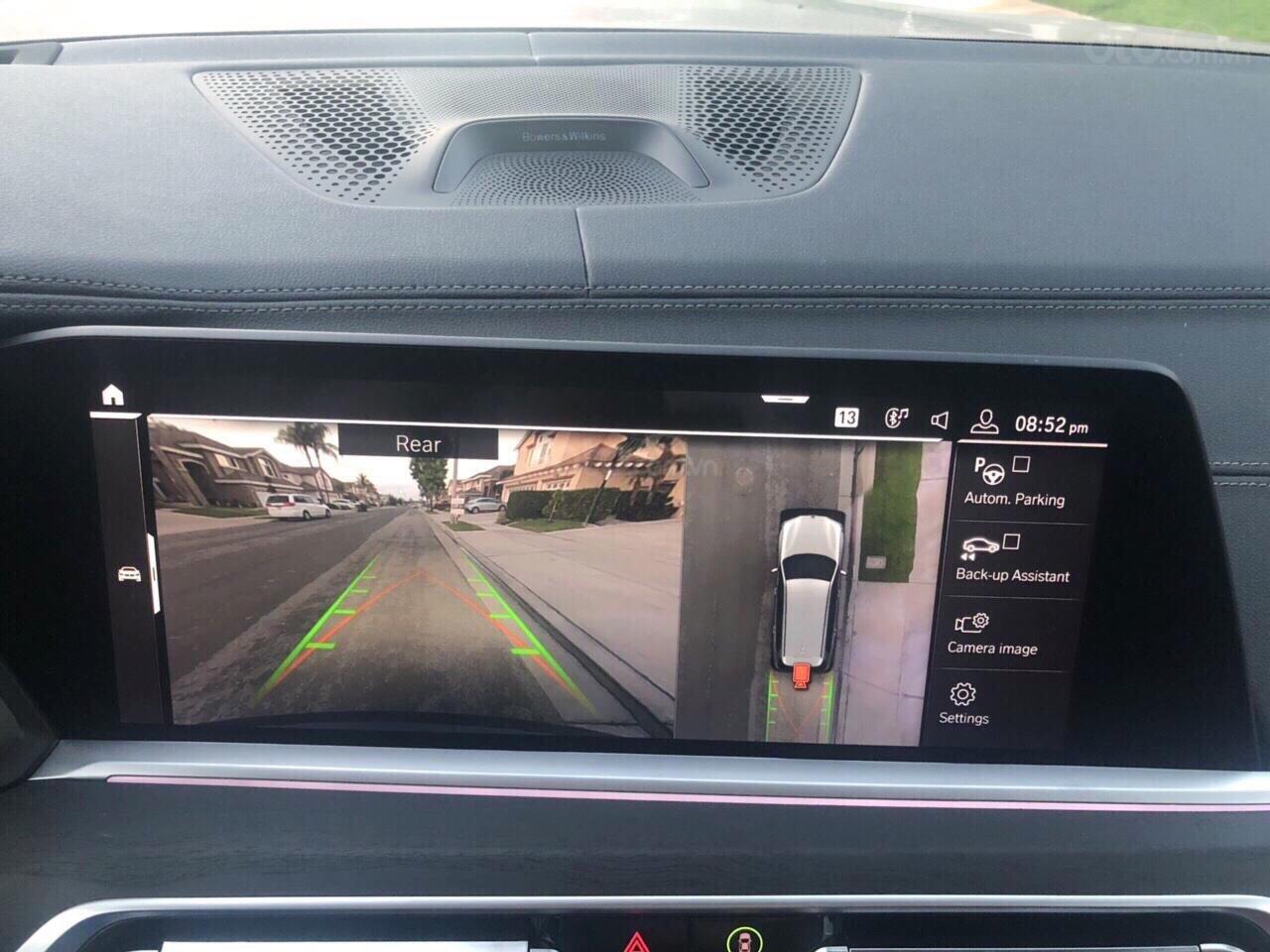 Bán BMW X7-xDrive40i, V6 3.0, sản xuất 2019, bản 6 ghế. Nhập khẩu Mỹ (8)
