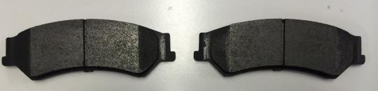 Cách chọn má phanh phù hợp với xe - Má phanh bán kim loại