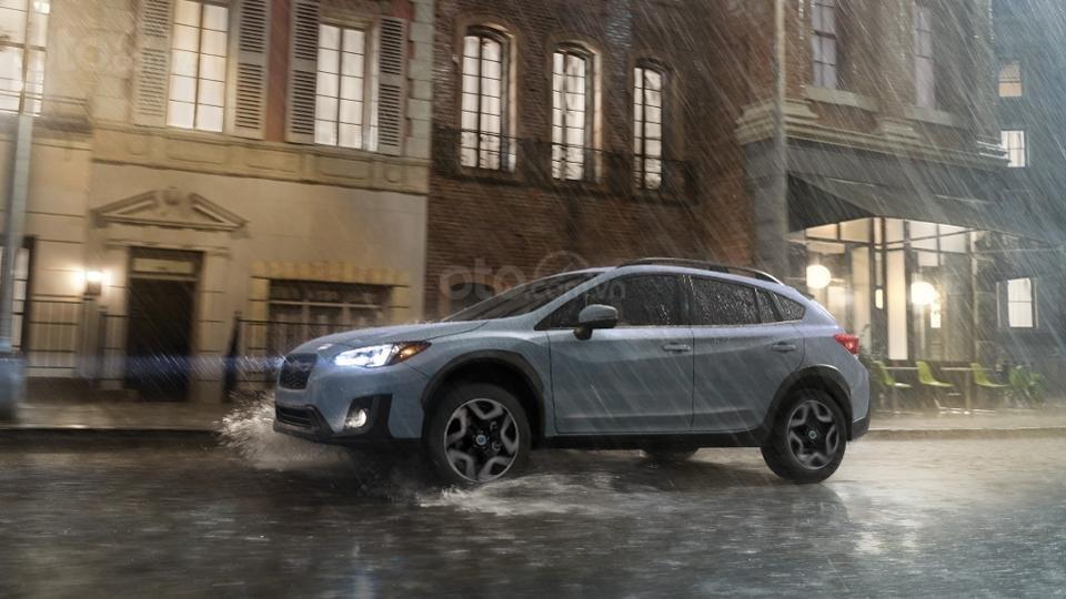 Những mẫu xe an toàn giá rẻ nhất tại Mỹ - Subaru Crosstrek