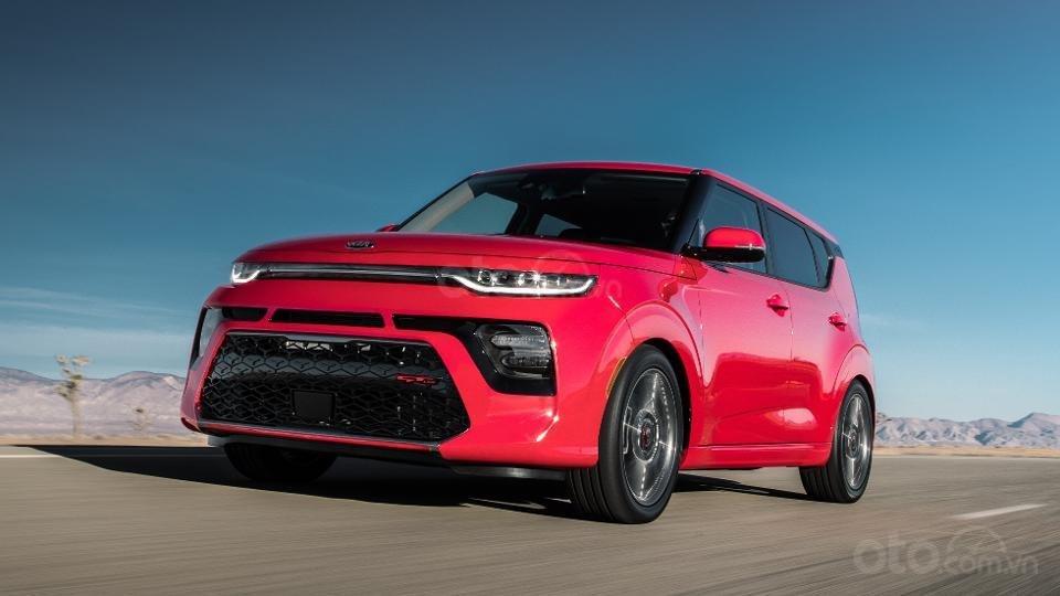 Những mẫu xe an toàn giá rẻ nhất tại Mỹ - Kia Soul 2020
