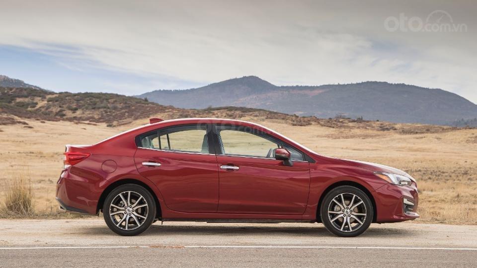 Những mẫu xe an toàn giá rẻ nhất tại Mỹ - Subaru Impreza