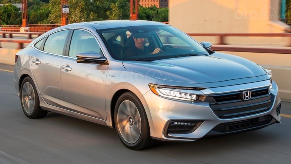 Những mẫu xe an toàn giá rẻ nhất tại Mỹ - Honda Insight