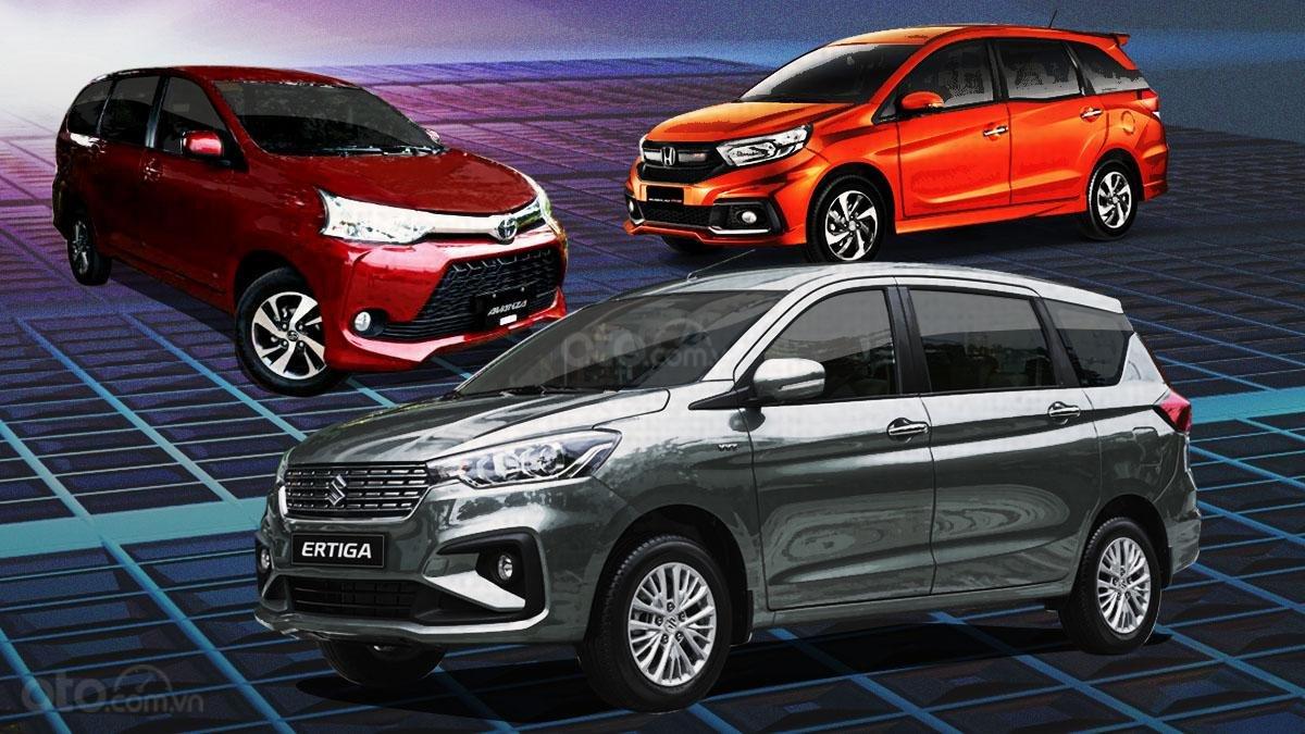 Suzuki Ertiga 2019 gặp những đối thủ nào?