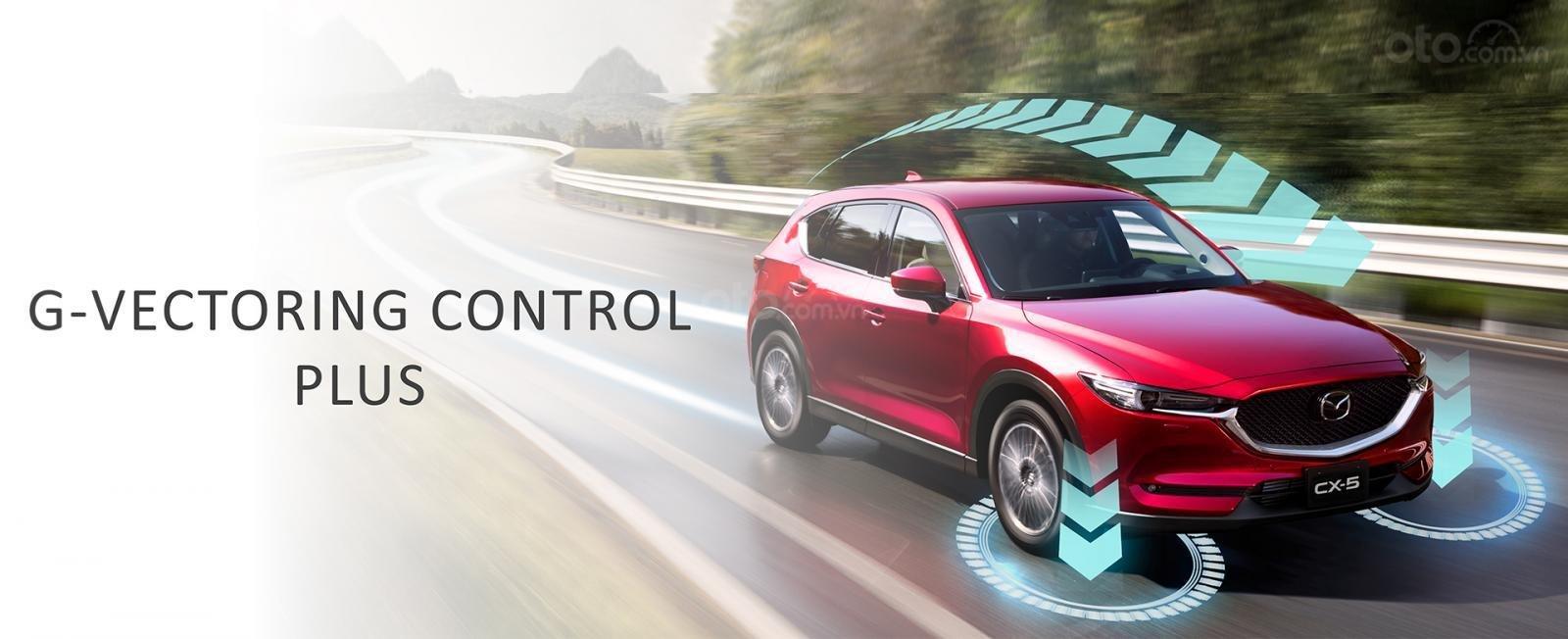 Đánh giá xe Mazda CX-5 2019: Hệ thống kiểm soát G-Vectoring Control Plus.