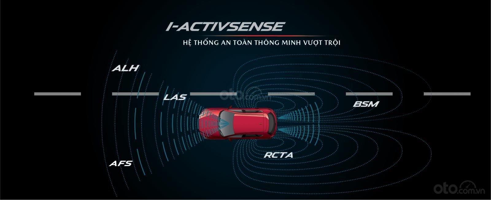 Đánh giá xe Mazda CX-5 2019: Hệ thống an toàn i-Activsense.