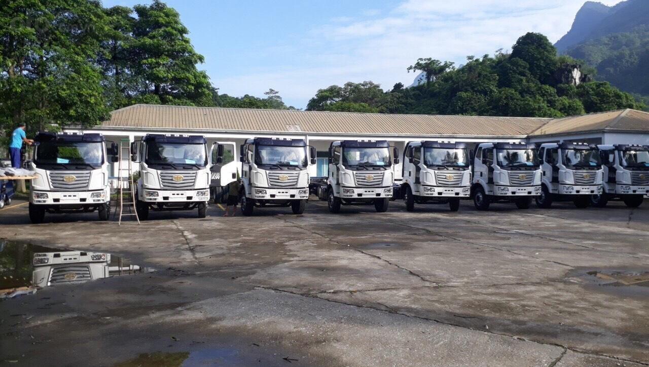 Đại lý bán xe tải FAW 7T25, thùng dài 9M7, giá cạnh tranh (5)