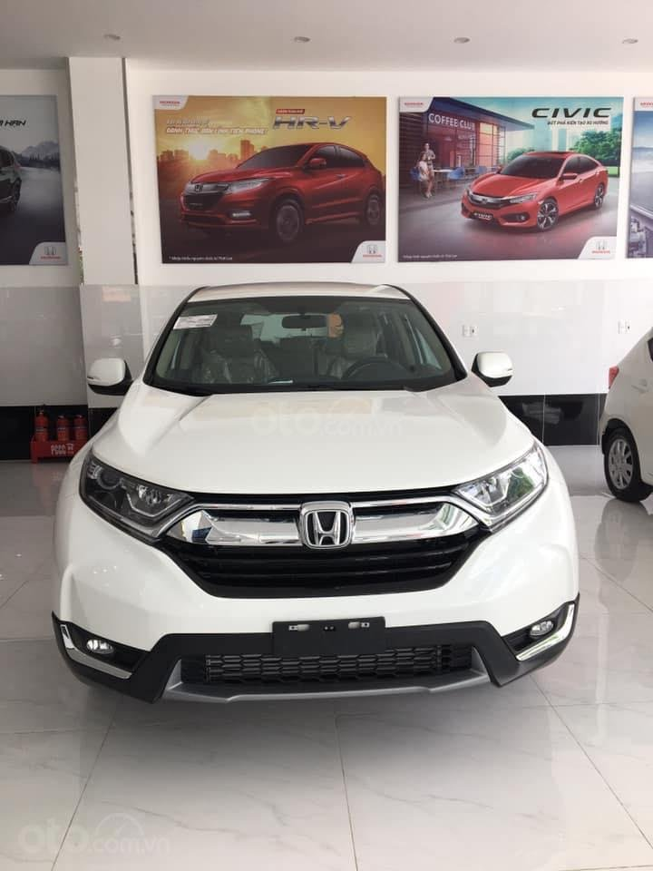 Honda ô tô Đồng Nai bán Honda CRV 2019 bản giá sốc, giảm tiền mặt, tặng phụ kiện, trả 300tr nhận xe ngay gọi 0908.438.214 -1