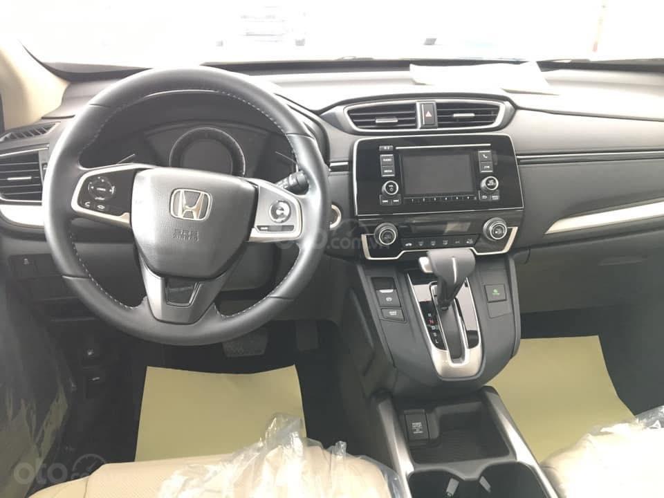 Honda ô tô Đồng Nai bán Honda CRV 2019 bản giá sốc, giảm tiền mặt, tặng phụ kiện, trả 300tr nhận xe ngay gọi 0908.438.214 -4