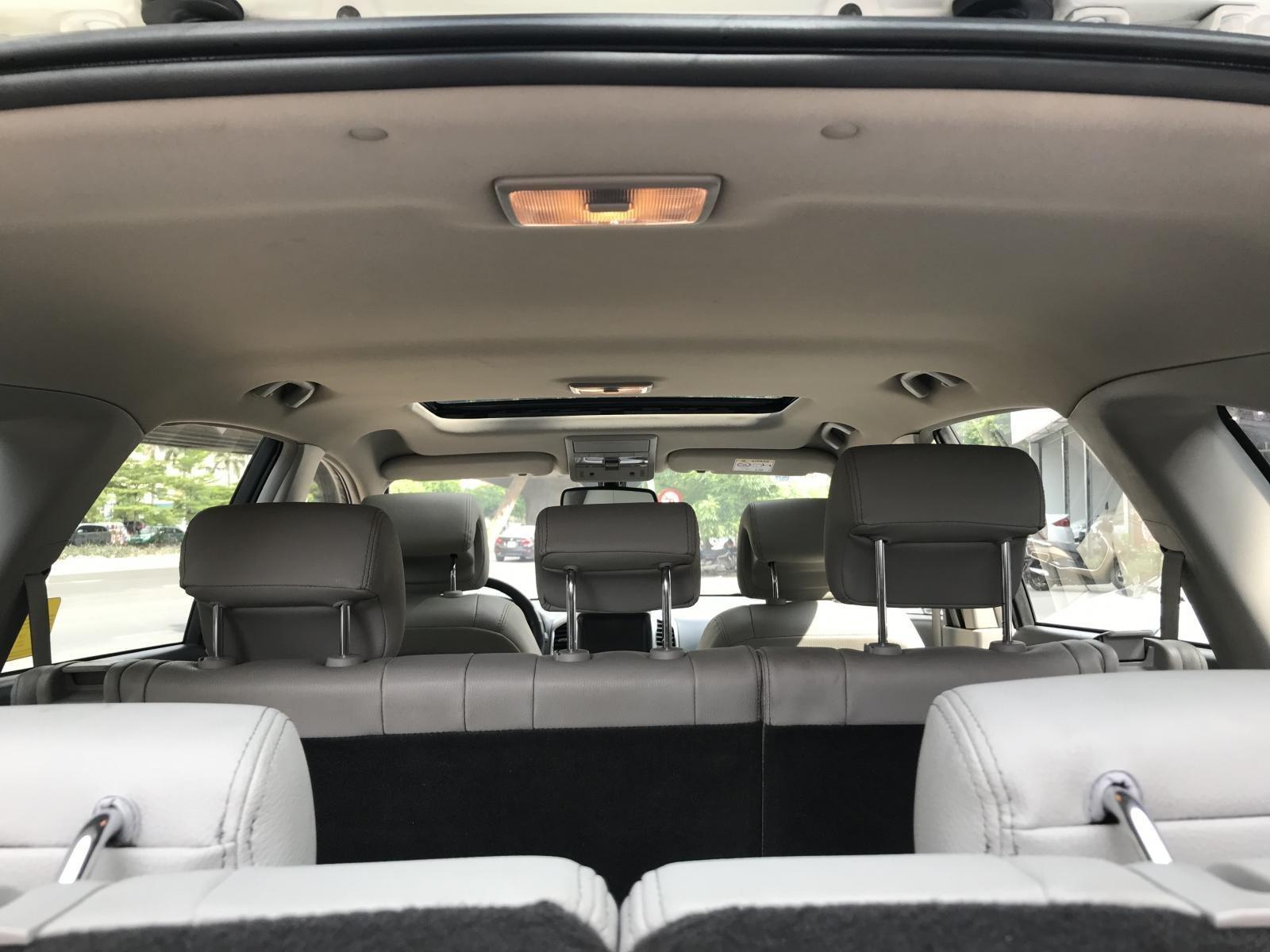 Cần bán Chevrolet Captiva LTZ đời 2015, màu trắng (11)