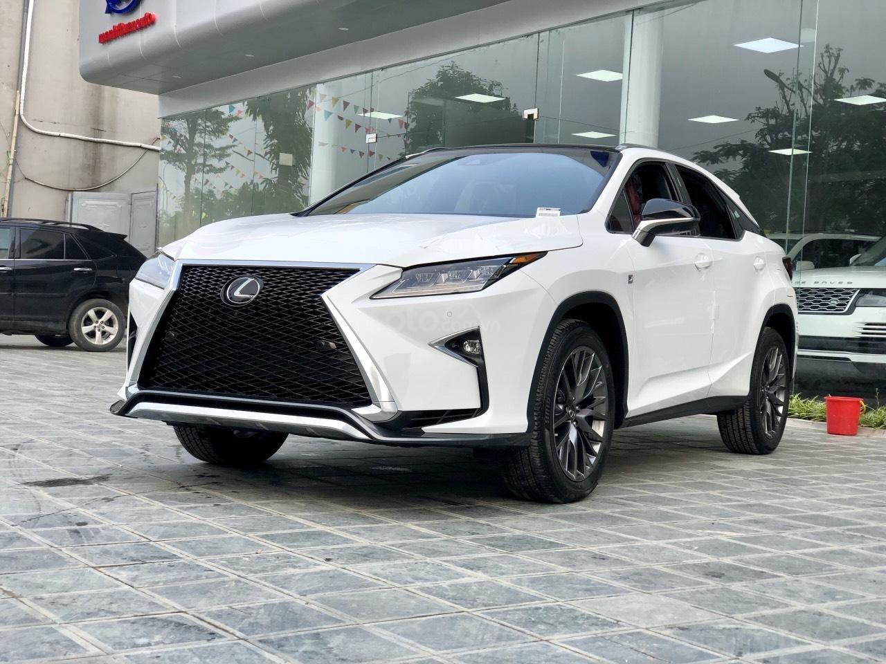 Bán Lexus RX Fsport sản xuất năm 2019, xe nhập Mỹ LH 0945.39.2468 Ms Hương (2)
