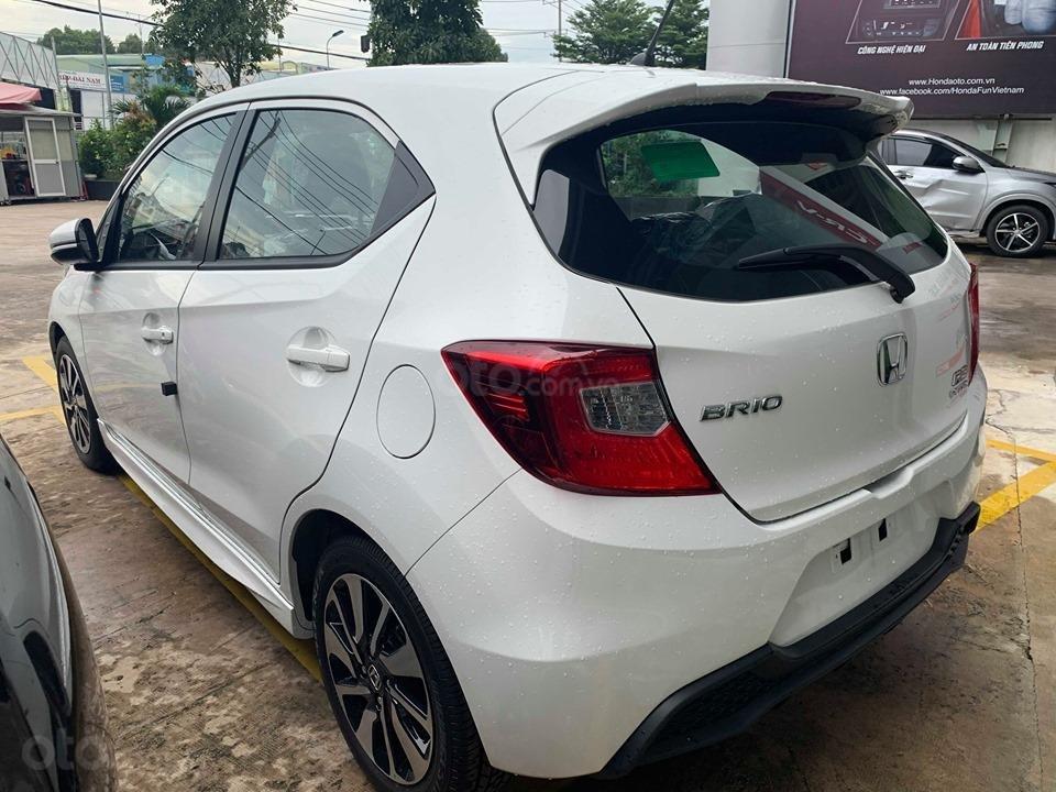 Honda Brio RS 2021 Đồng Nai khuyến mãi khủng, giá 448tr, nhận xe từ 140tr góp 5,5tr (5)