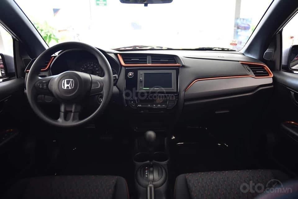 Honda Brio RS 2021 Đồng Nai khuyến mãi khủng, giá 448tr, nhận xe từ 140tr góp 5,5tr (7)