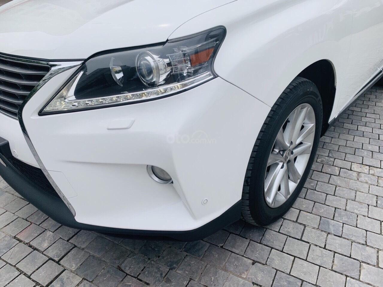 Cần bán xe Lexus RX 350 năm sản xuất 2014, màu trắng, nhập khẩu nguyên chiếc (7)