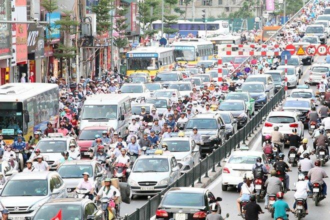 Những chốt giao thông tại Hà Nội dễ bị phạt những lỗi cơ bản tài xế cần chú ý 4a