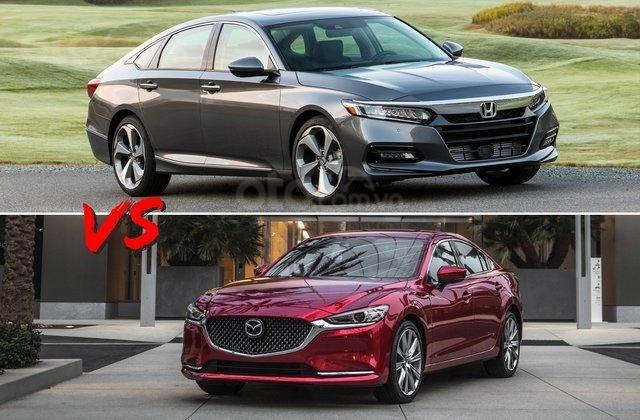 Ưu nhược điểm Mazda 6 2019 - Ngang cơ các đối thủ