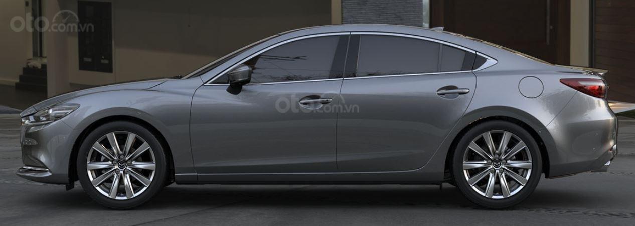 Ưu nhược điểm Mazda 6 2019 - Giữ vững sở trường
