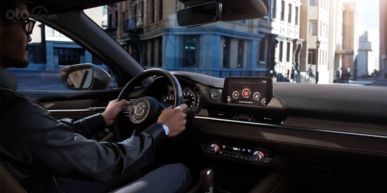Ưu nhược điểm Mazda 6 2019 - Đắm mình trong công nghệ
