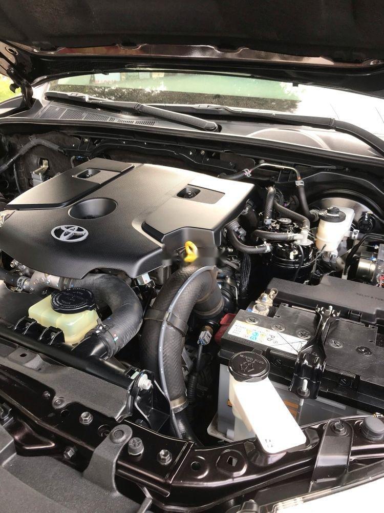 Cần bán Toyota Fortuner sản xuất năm 2017, màu nâu, nhập khẩu nguyên chiếc-4