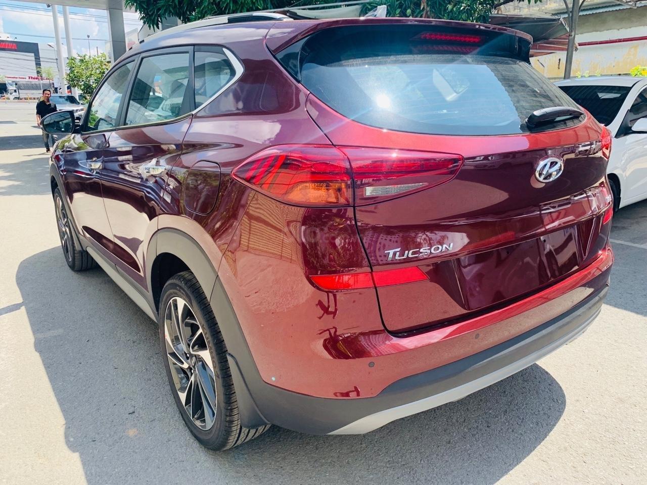 Hyundai Tucson 1.6 Turbo giảm ngay 30tr giao xe ngay, Lh ngay 0934545215 (4)