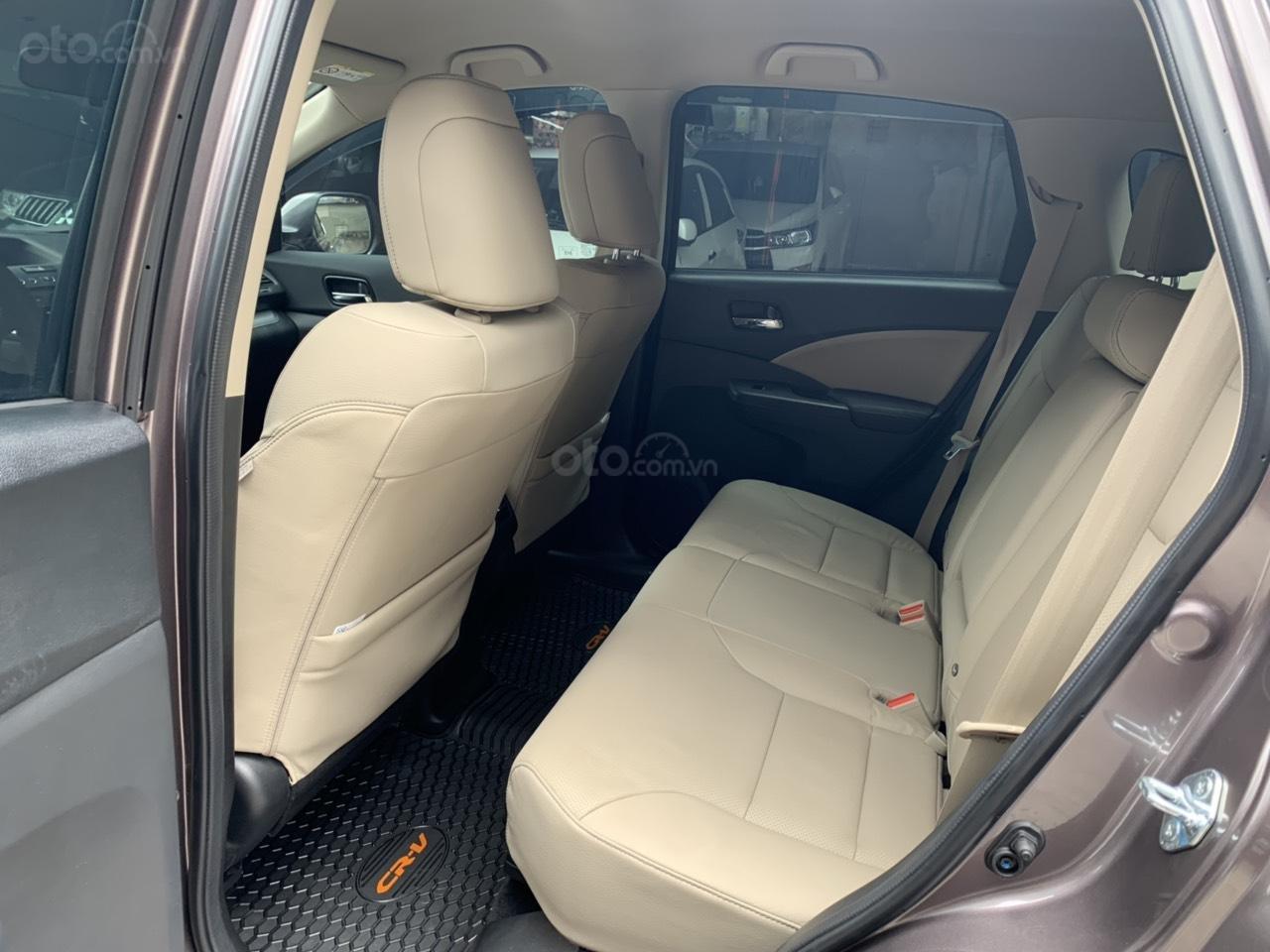 Bán Honda CR V sản xuất 2015 như xe hãng-4