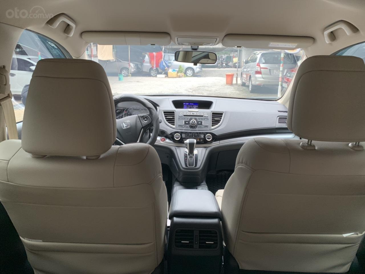 Bán Honda CR V sản xuất 2015 như xe hãng-2